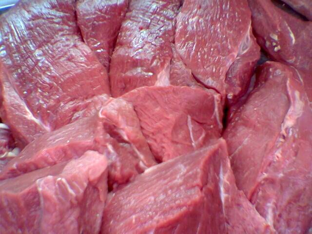 Окорок говядина
