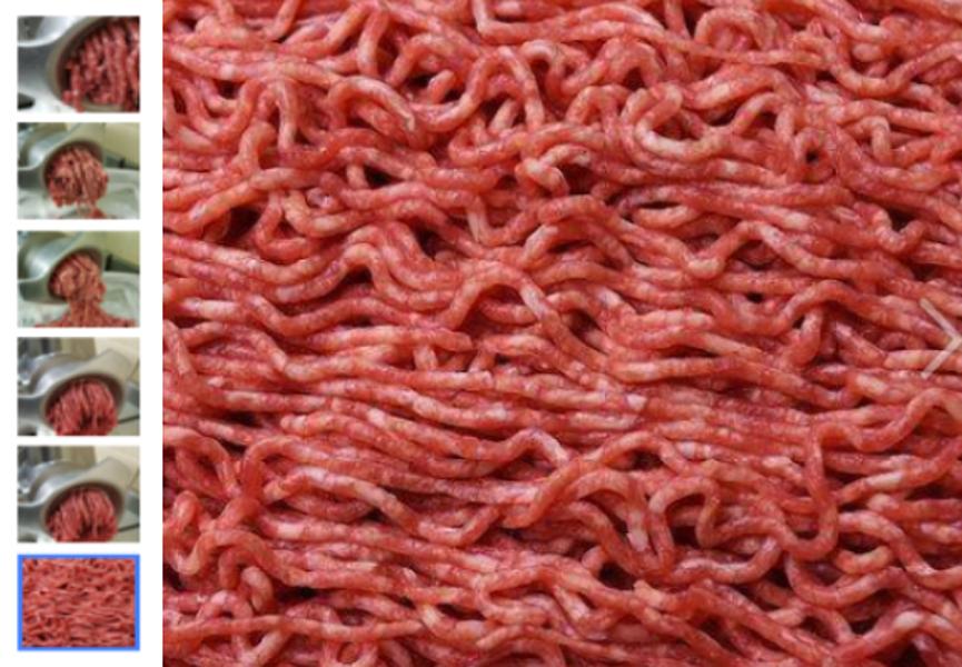 Фарш из свинины