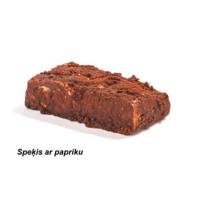 Speķis cūku sālits ar papriku / kods: 7428